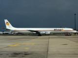 DC8-73F  Z-WZL