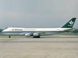 B747-200  HZ-AIC
