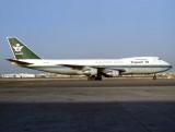 B747-200  HZ-AIE