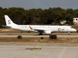 Embraer E-195  EC-KRJ
