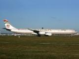 A340-600  A6-EHL