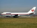 B747-200F  JA-8132