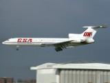 TU-154M  OK-VCG