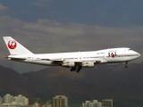 B747-200  JA-8140