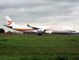A340-200  PZ-TCP
