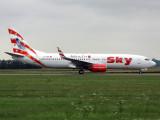 B737-800  TC-SKR