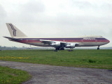 B747-200  N605PE
