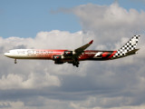 A340-600 A6-EHJ
