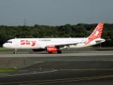 A321 TC-SKI