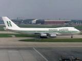 B747-200  SE-DFZ