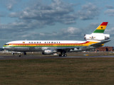 DC10  9G-ANA