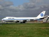 B747-100  N734PA