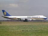 B747-200  G-BJXN