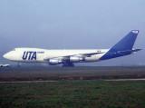 B747-200F  F-GBOX