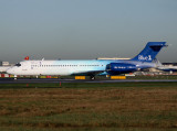 Boeing 717  OH-BLH