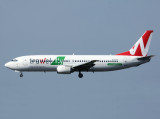 Sunday Charter finals from Milan-Bergamo (Airline's base) for Gatwick on 26L