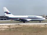 Boeing 737-200 EC-DYZ