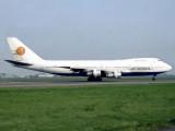 B747-200 N602FF