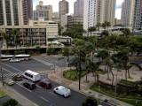 Waikiki during the day