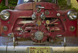 Old fire-engine
