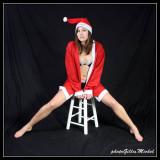 Emi, the sexy Mother Christmas / Emi, la Mère Noël sexy