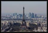 PARIS seen from the sky / vu du ciel