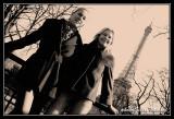 Katrina & Larisa in Paris