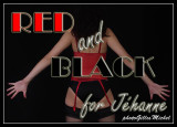Red and Black for Jehanne