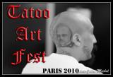 Tatoo Art Fest Paris 2010