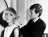Philip Mason with Carol Chaninig.