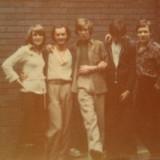 Jayne ,Christopher Robin, Paul, Donald and