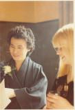 Fumio Kawashima wedding