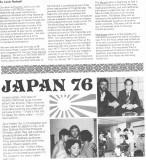 HEADLINE The staff magazine Issue N.5 October 1976