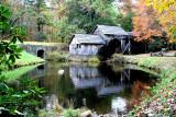 Mabry  Mill  VA . Fall 10/18/08