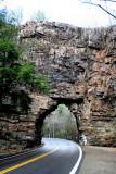 Backbone Rock & Tunnel/ Or the Shortest Tunnel in the World TN.