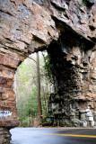 Backbone Rock Tunnel TN.
