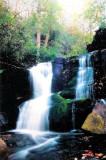 Cedar Rock Falls 15 to 20 ft. NC.  3.