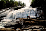At The bottom Of high Falls