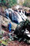 Catawba Falls 150 Ft. NC.