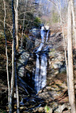 First Waterfalls off  2009 I Wen to/Tom Creek falls About 60 to 70 Ft.