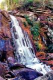 High Shoals Falls NC  75 Ft.