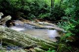 Top Of  Gauley Creek Falls