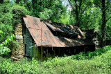 The only old home places steal standing in the back county of Stone Mt
