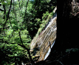Waterfalls On Lovelace Creek NC