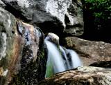 Around Hebron Colony Falls