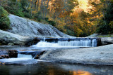 What is Call the Natural Dam On the Little River, Near Sparta NC