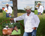 Western Photo Shoot by Suzanne Boulanger