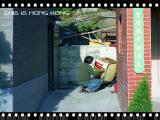 Lantern painter for Tin Hau Temple
