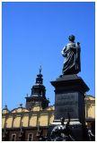 Statue of Poet Mickiewicz
