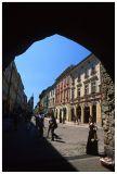 Inside St. Florian's Gate